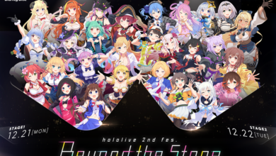 Photo of VTuberグループ「ホロライブ」、「hololive 2nd fes. Beyond the Stage」のライブBlu-rayを本日6月23日(水)より発売!